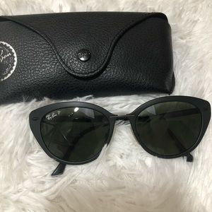 Ray-Ban RB4250 Women's Polarized Sunglasses